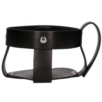 Черный держатель для смазки Belt Holder